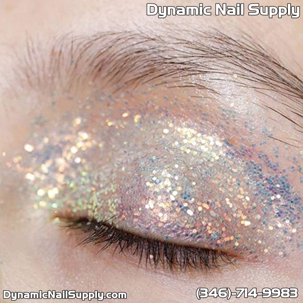 Review for COKOHAPPY 8 Boxes 10ml Holographic Mermaid Dreams Chunky Glitter Sequins Iridescent Flakes Hexagon Tips Mixed Paillette Face Eyes Body Hair Nail Art