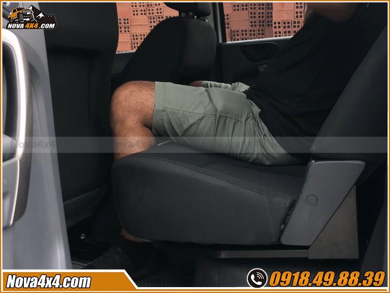 Cung cấp sỉ và lẻ độ ghế chỉnh điện cho xe bán tải  ở HCM
