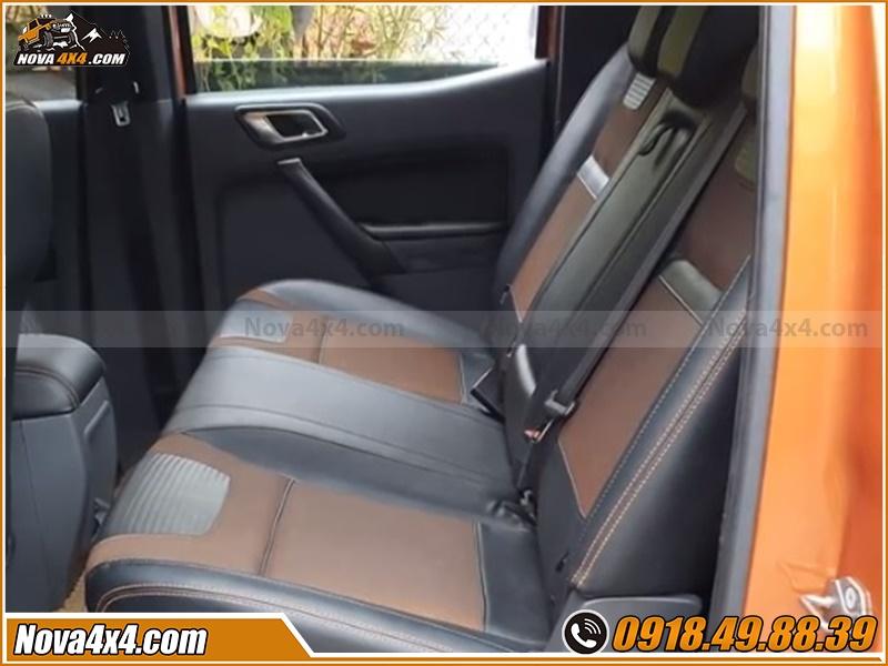 Những điều cần biết về độ ghế chỉnh điện cho xe bán tải ở HCM