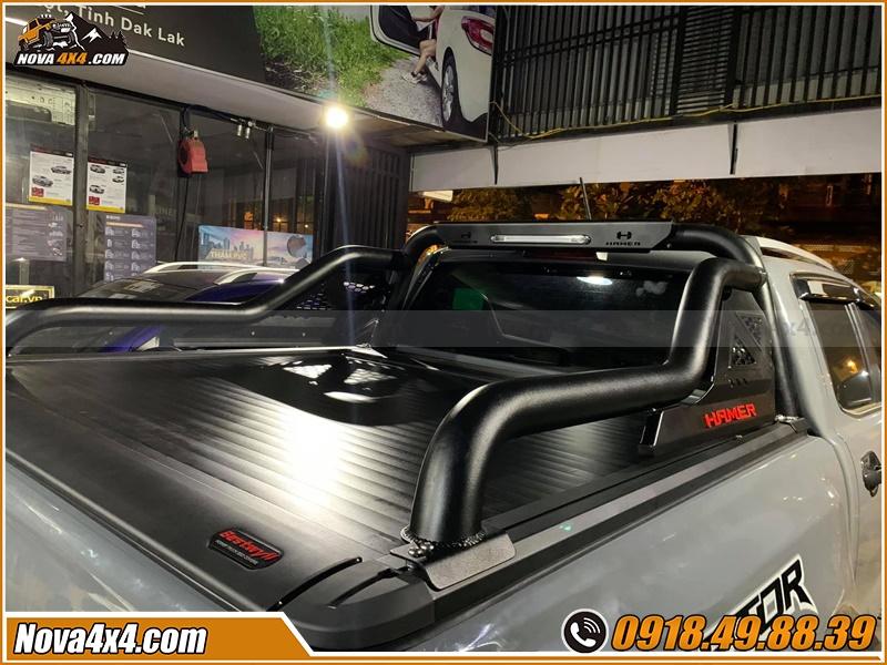Giá thanh thể thao dành cho xe Bán tải chính hãng Hamer hàng nhập Thailand