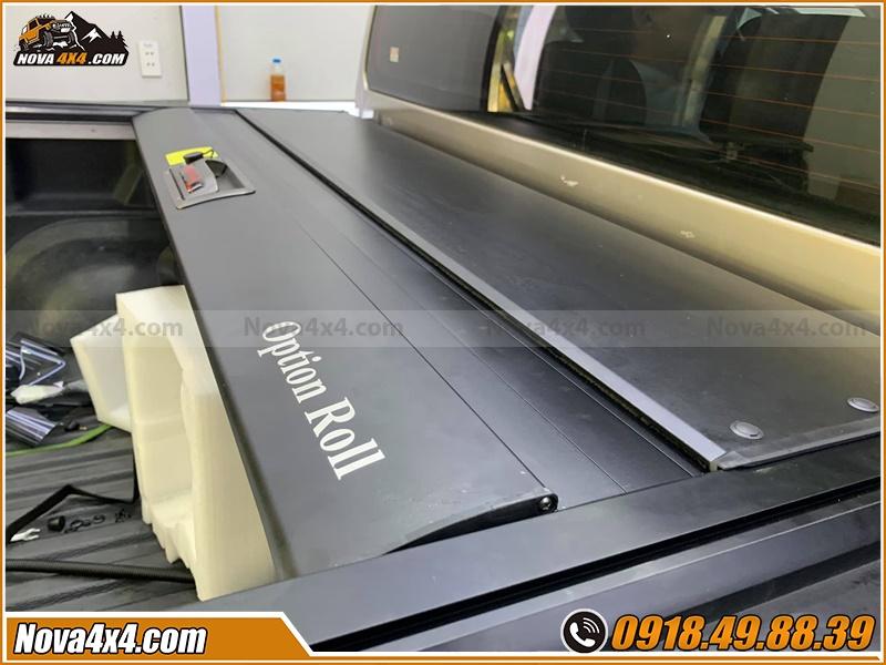 Phụ kiện nắp thùng cuộn Option Roll Xe bán tải các loại 2021
