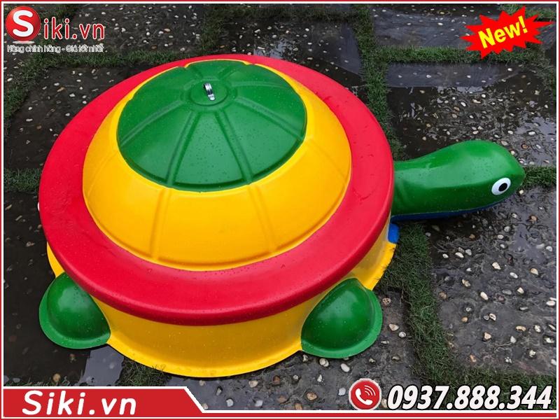 Cách sử dụng bể chơi cát trẻ em đúng chuẩn