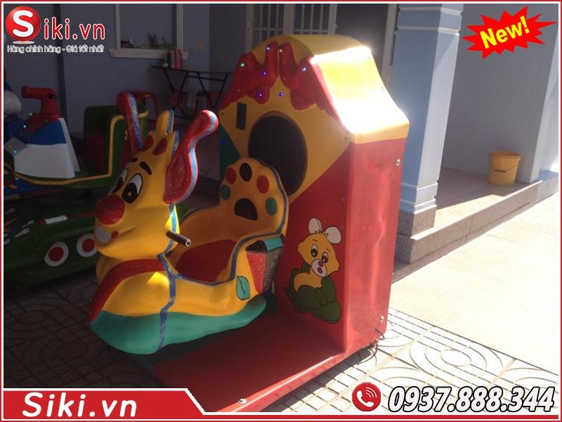 Công ty bán đồ chơi thú nhún mầm non giá rẻ tại Sài Gòn